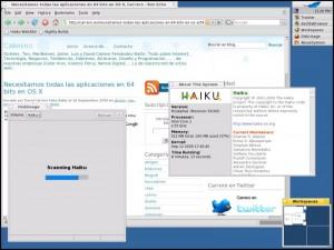 haiku OS virtual
