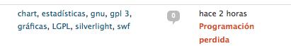 programacion perdida en wordpress