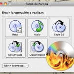 SimplyBurns, crear y copiar CD y DVD en OS X