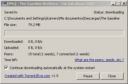 torrent2exe