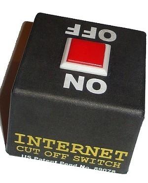 boton apagar internet