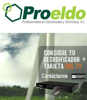 Proeldo GolTV