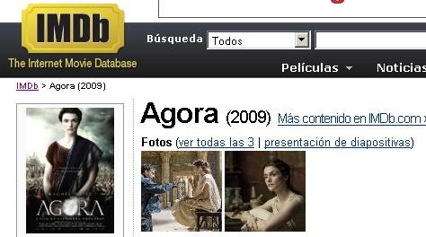 imdb agora