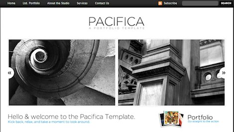 pacifica tema wordpress premium