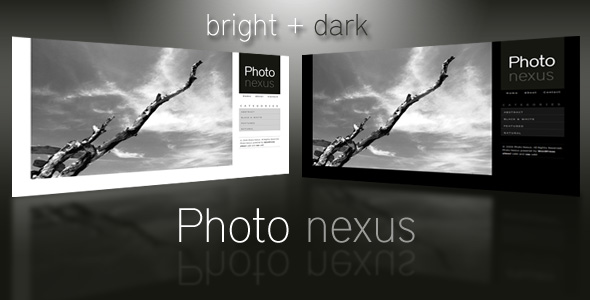 photo nexus tema wordpress para galeria