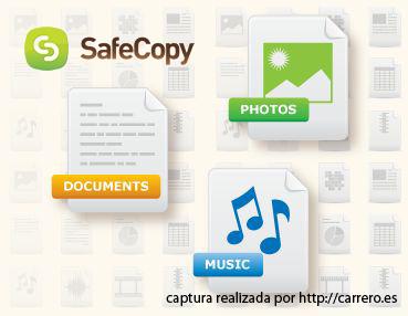 safecopy en castellano
