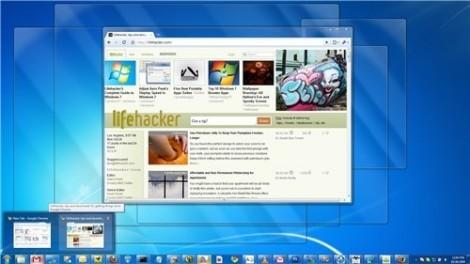Teclas rápidas Windows 7