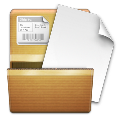 unarchiver OS X