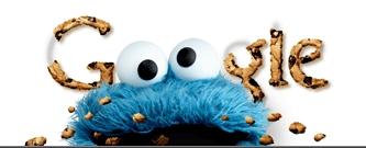monstruo de las galletas en google