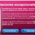 Tienda Online con PrestaShop, ahora más internacional