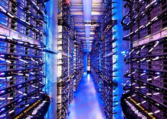 centro de datos de microsoft en chicago Dentro de los centros de datos más grandes del mundo