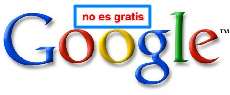google no es gratis 470x195 Google Premium, el fin del todo gratis