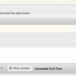 Subir un fichero con HTML5. Adiós Flash