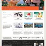 Las mejores plantillas para WordPress de 2011