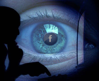 Facebook espiando