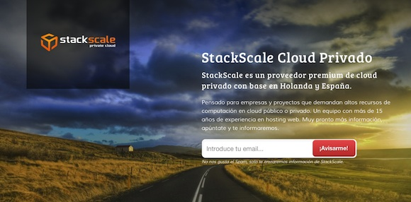 landing stackscale cloud hosting