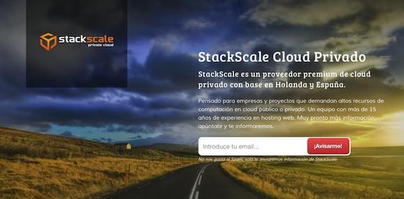 landing stackscale cloud hosting
