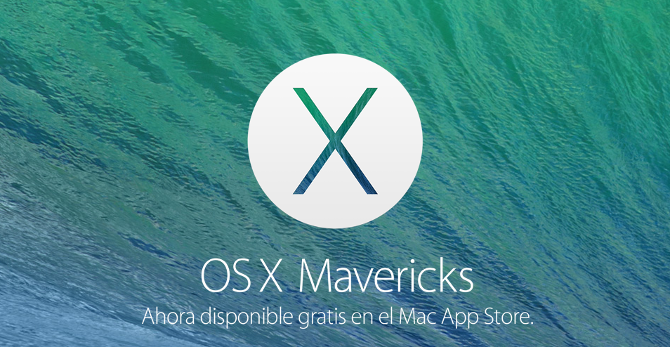 mac os x mavericks es gratis