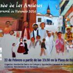 Sábado de los Ansiosos de Carnaval de Herencia