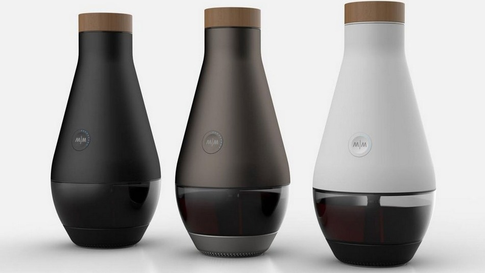 The Miracle Machine convierte el agua en vino