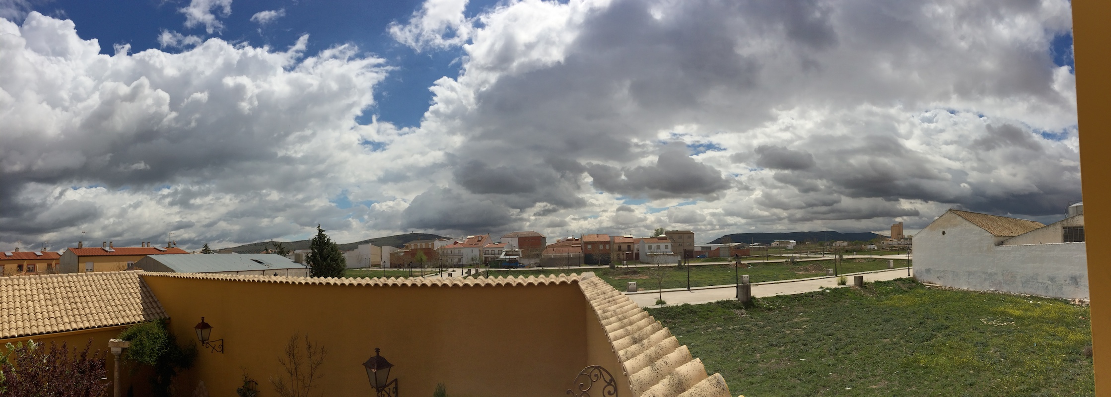 panoramica de herencia - ciudad real - foto por david carrero