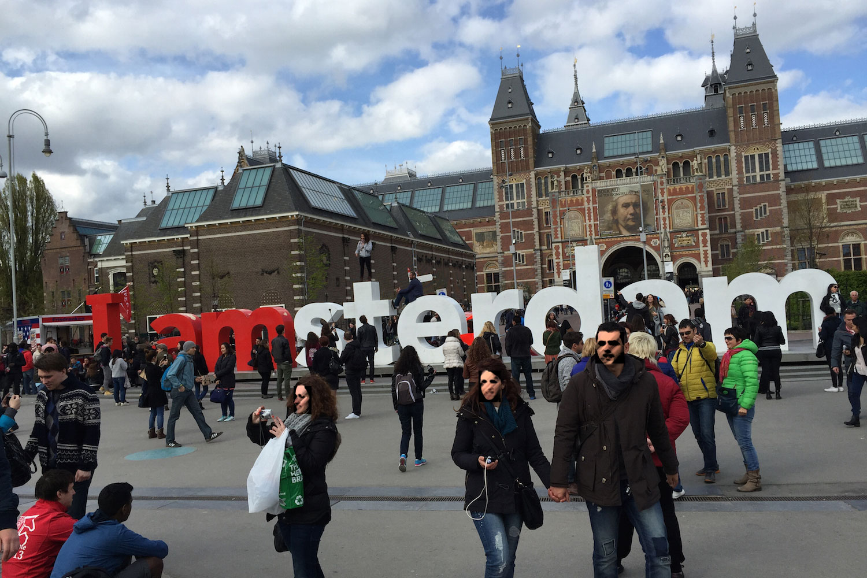 Visitar I AMsterdam