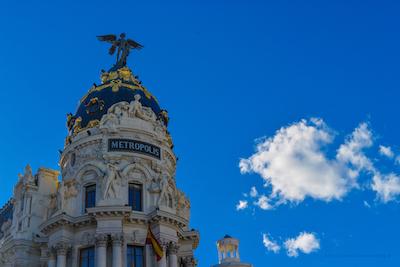 Metropolis en Granvia. Madrid. fotografía realizada por David Carrero Fernández-Baillo
