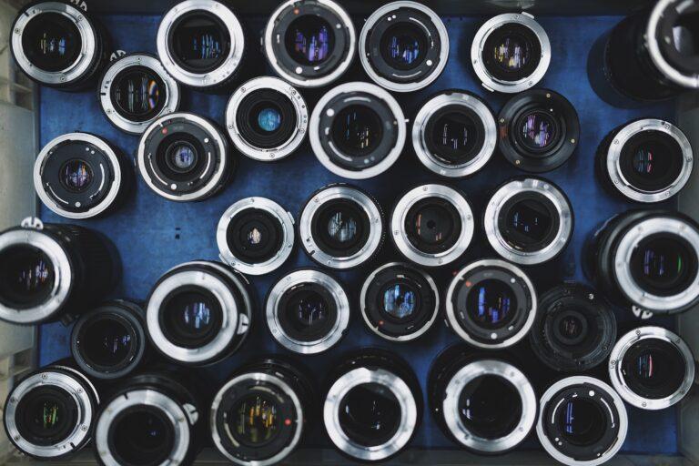 Alquiler de equipos de fotografía y vídeo ¡Actualizada!